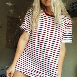 Lululemon Men's Striped Tee